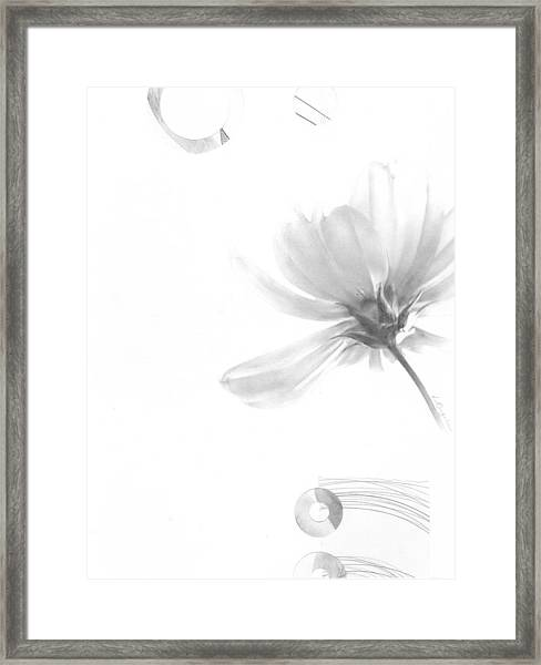 Bloom No. 5 Framed Print