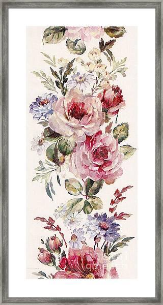 Blossom Series No. 1 Framed Print