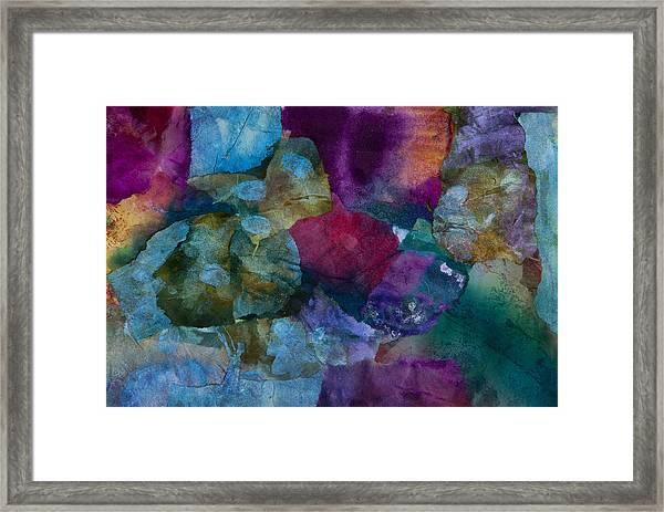Blue Nile Framed Print