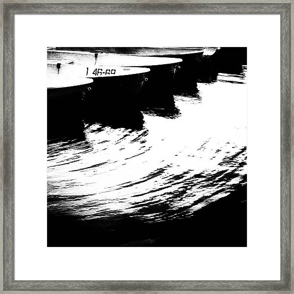 Boat #1 4669 Framed Print