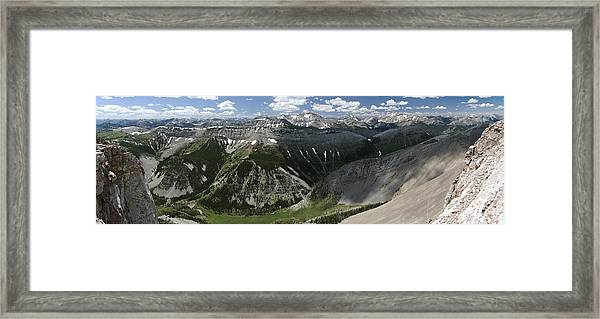 Bob Marshall Wilderness Framed Print