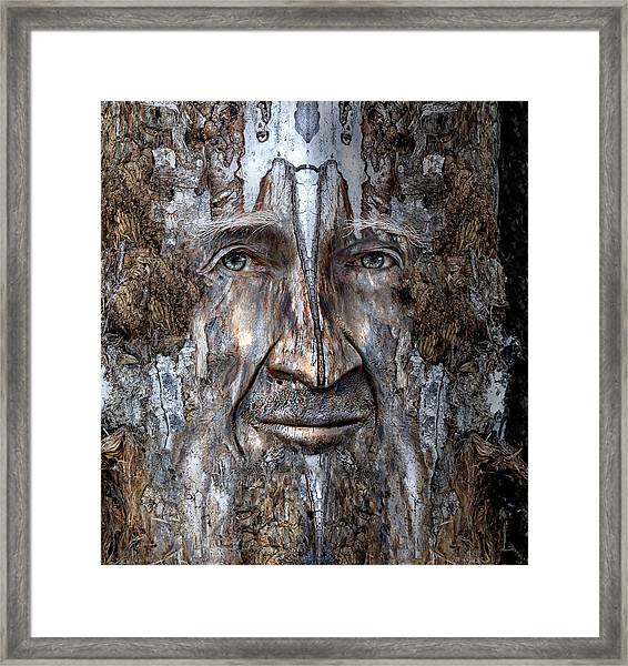 Bobby Smallbriar Framed Print