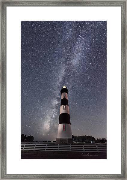 Bodie Milky Way 1326 Framed Print