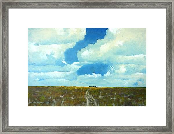 Bonny Ranch Framed Print
