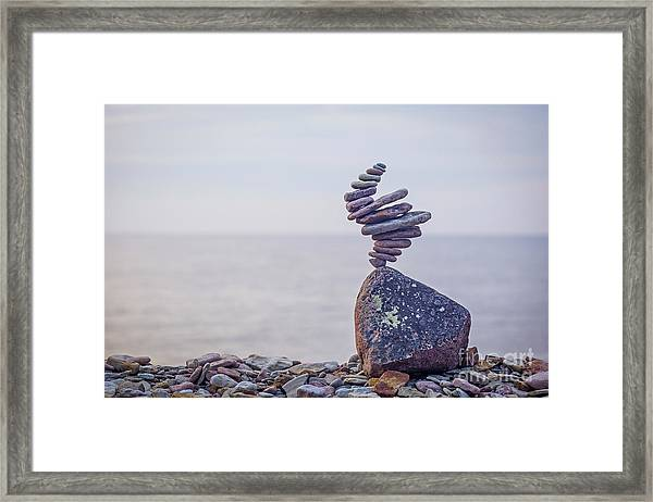 Naturnado Framed Print
