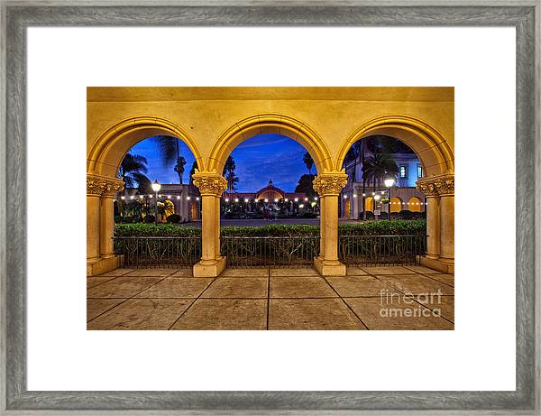Framed Print featuring the photograph Within The Frame by Sam Antonio Photography