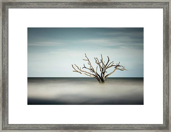 Botany Bay Framed Print