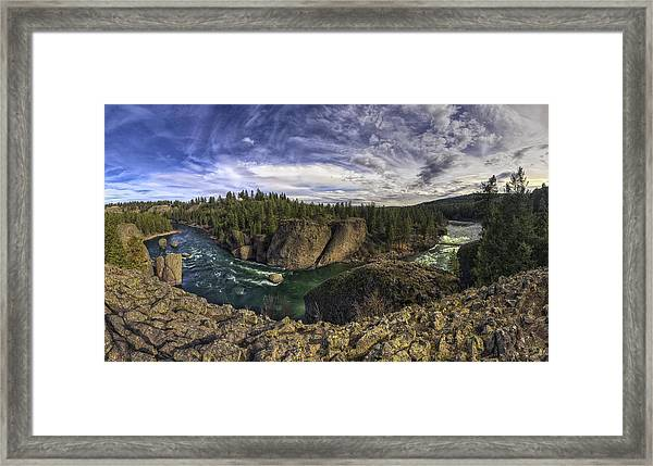 Bowl And Pitcher 2 Framed Print