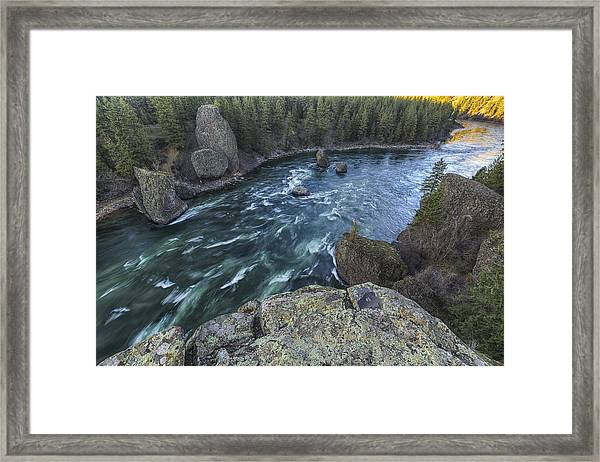 Bowl And Pitcher Framed Print
