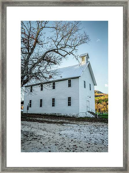Boxley Community Center Framed Print