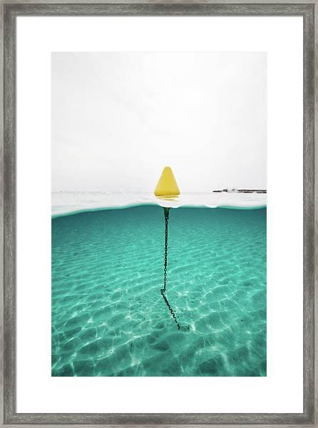 Boya Framed Print