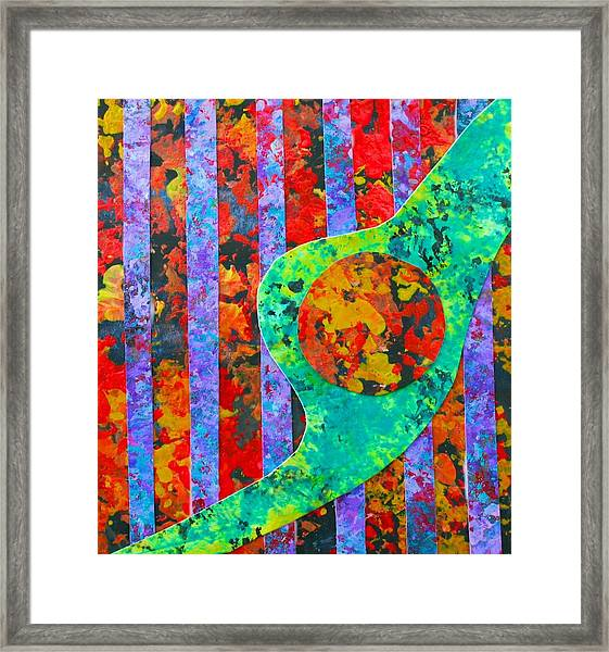 Brave New World Framed Print