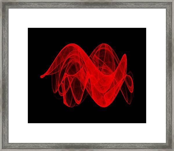 Breaking Wave I Framed Print