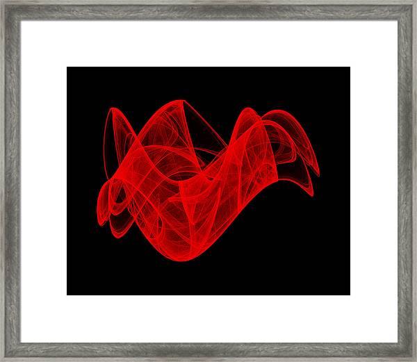 Breaking Wave IIi Framed Print