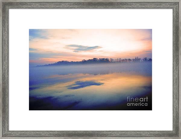 Breathless Framed Print