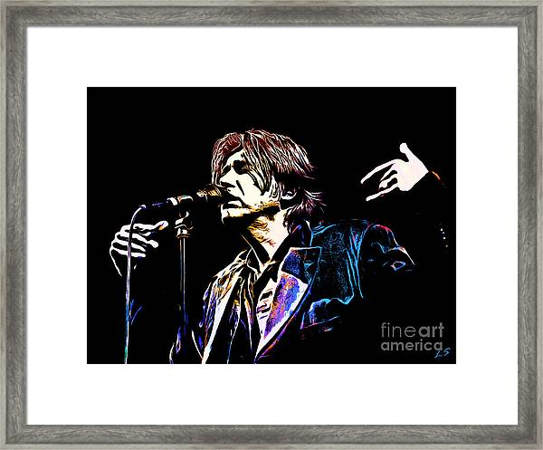 Brian Ferry Collection - 2 Framed Print