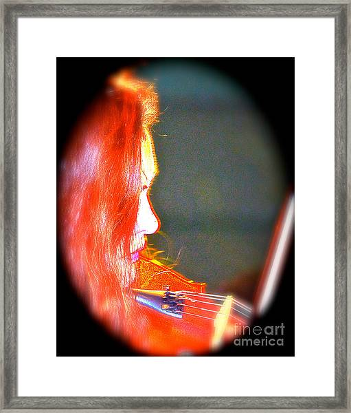Bridget Law Framed Print