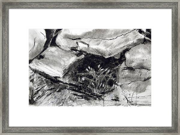 Bridget's Well Framed Print