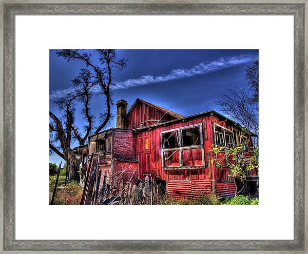 Bright Colors Framed Print