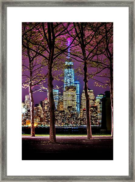 Bright Future Framed Print