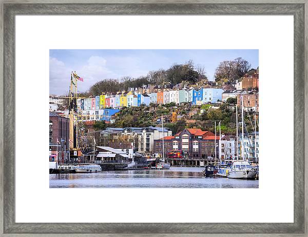 Bristol - England Framed Print