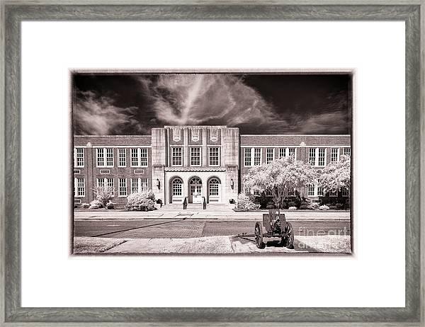 Brookland - Cayce H S Framed Print