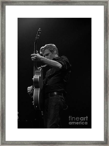Bryan Adams Framed Print