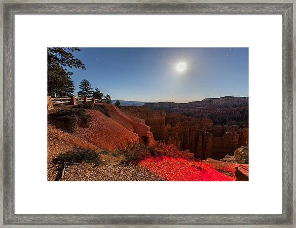 Bryce 4456 Framed Print