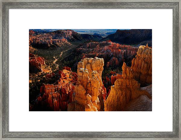 Bryce Canyon Framed Print