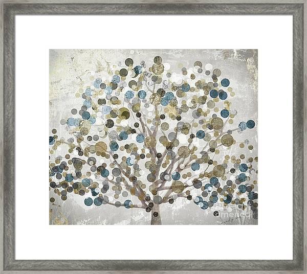 Bubble Tree Framed Print