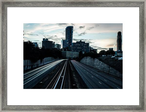Buckhead Framed Print