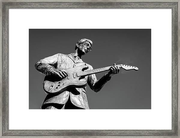 Buddy Holly 4 Framed Print