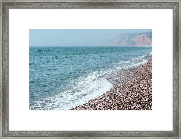 Budleigh Seascape II Framed Print