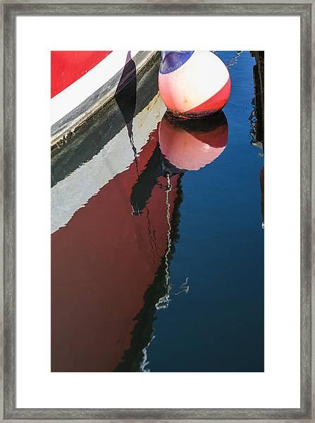 Bumper Framed Print
