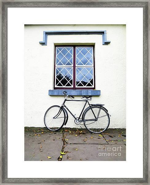 Bunratty Bike Framed Print