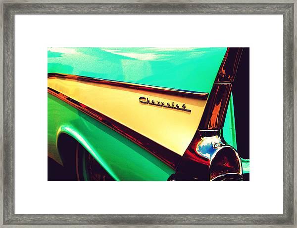 Buy Me A Chevrolet Framed Print
