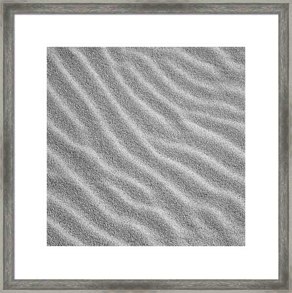 Bw6 Framed Print
