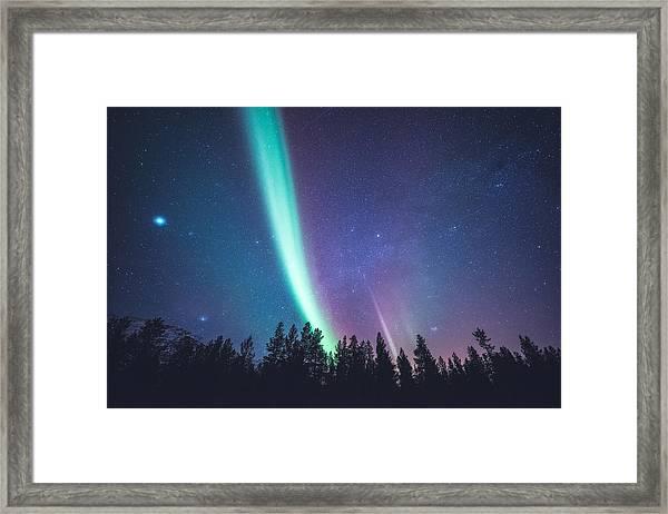 By Jupiter Framed Print