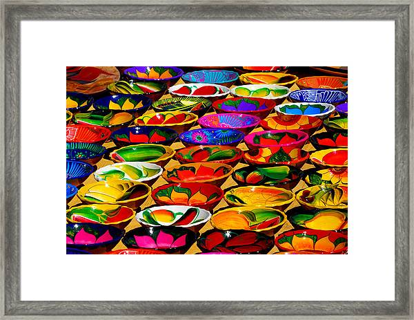 Cabo Art Framed Print