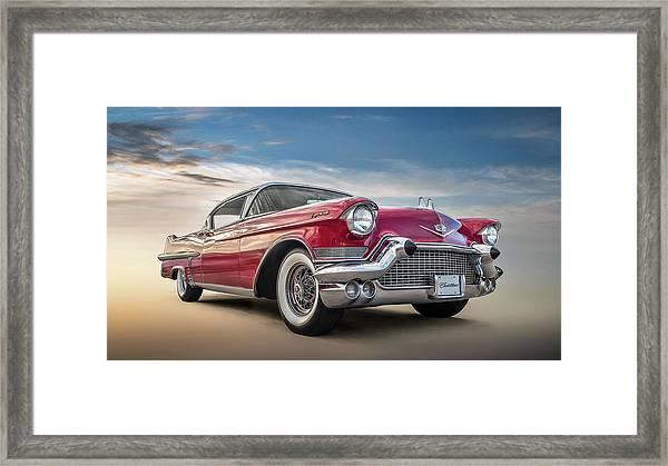 Cadillac Jack Framed Print