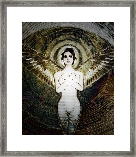 Caelestis Framed Print
