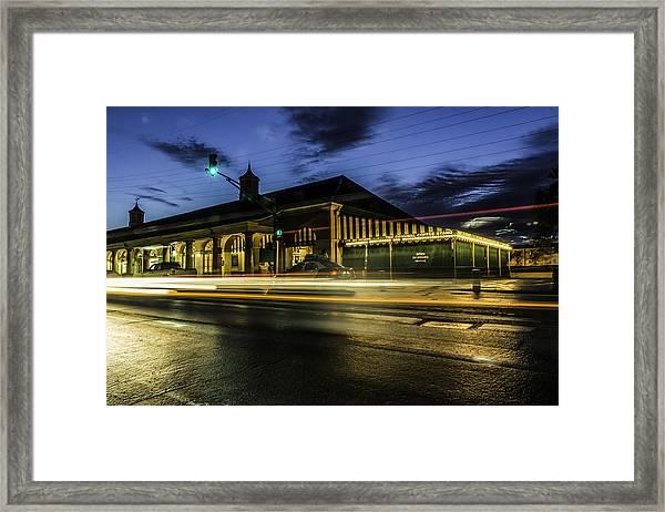Cafe Du Monde, New Orleans, Louisiana Framed Print