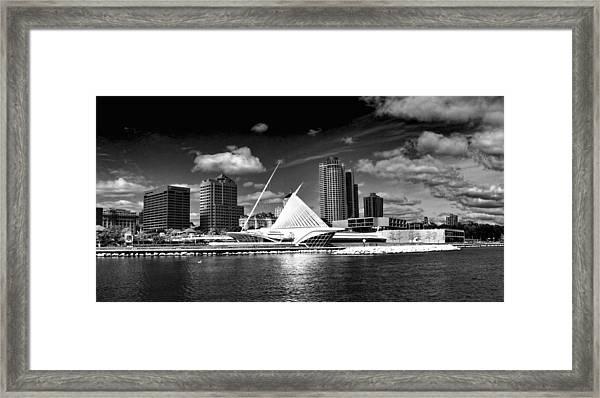 Calatrava 1 Framed Print