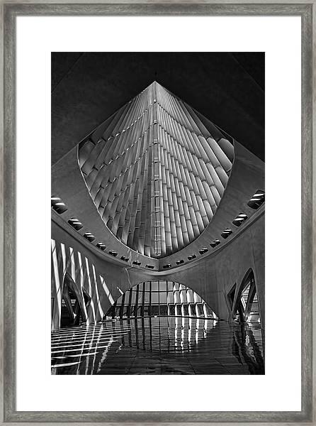 Calatrava 4 Framed Print