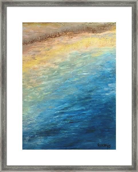 Calipso Framed Print