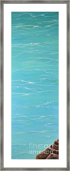 Calm Reflections Framed Print