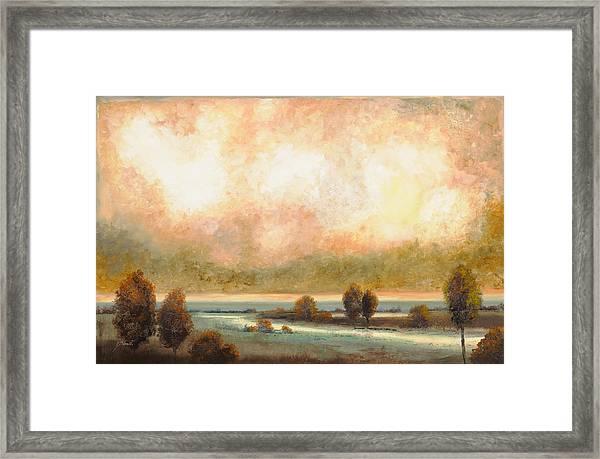 Calor Bianco Framed Print