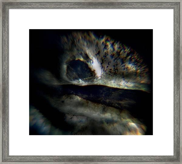 Camptosaurus Framed Print