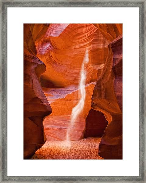 Canyon Spirit Framed Print