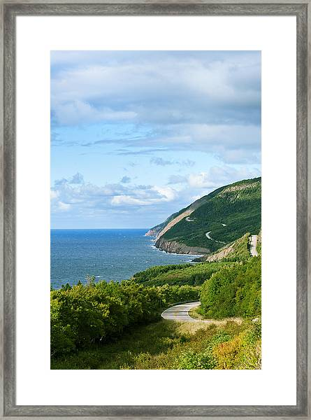Cape Breton Highlands National Park Framed Print